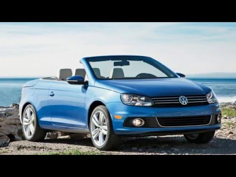 2017 volkswagen eos depth review interior exterior youtube. Black Bedroom Furniture Sets. Home Design Ideas