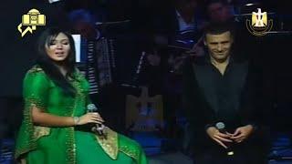 Asma Lmnawar & Kadim Al Sahir    ( أسما لمنور و كاظم الساهر - أشكو أياماً (حفل دار الأوبرا المصرية