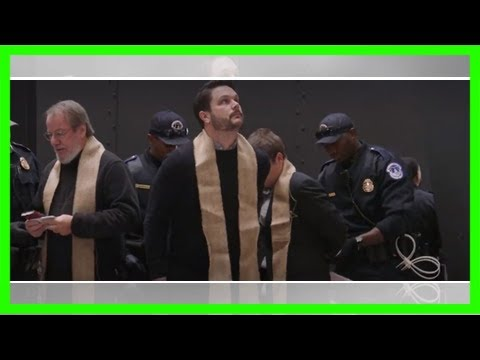 12 faith leaders arrested while protesting gop tax plan in senate building [video]
