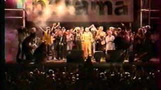 Andrius Mamontovas - Būkim Draugais (live @ Parama 1996)