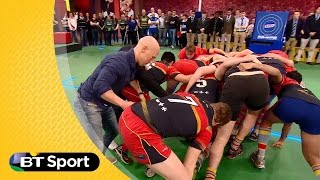 Peter Stringer's scrum-half masterclass | Rugby Tonight