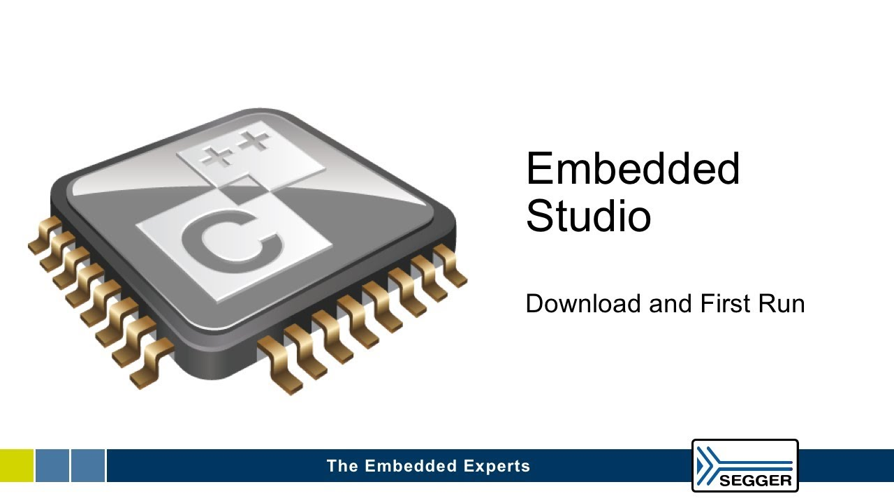 Embedded Solutions from SEGGER, PERCEPIO, RAZORCAT, GIMPEL