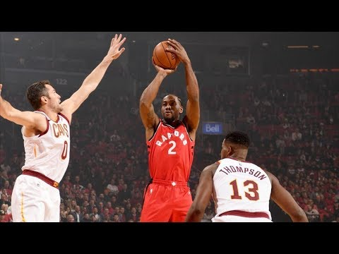 Kawhi Leonard Raptors Debut! 2018-19 NBA Season