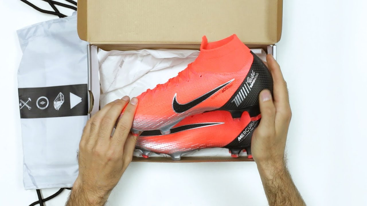8dc62d36cae6 UNBOXING  Nike Mercurial Superfly 360 Cristiano Ronaldo - CR7 Series  Chapter 7  BUILT ON DREAMS