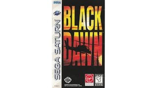 Black Dawn Review for the SEGA Saturn