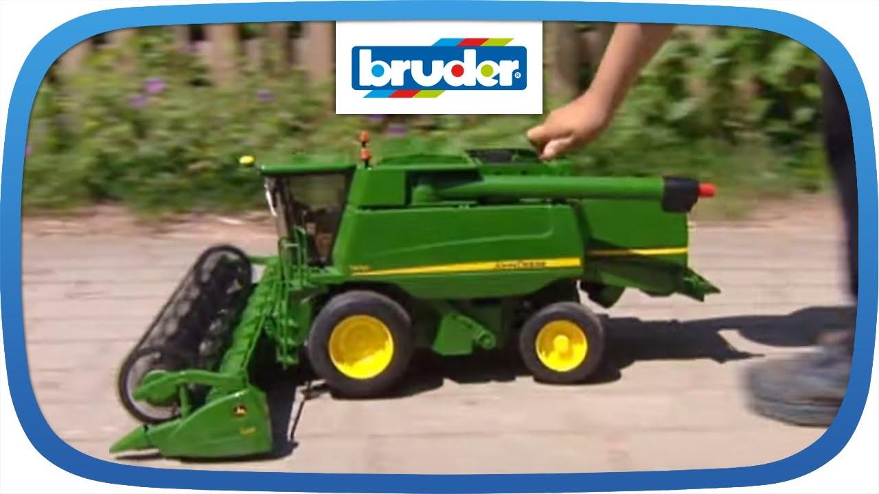 BRUDER John Deere T670i Mähdrescher 02132 günstig kaufen