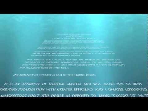 A Hathor Planetary Message Through Tom Kenyon - July 01, 2012 - Pt1