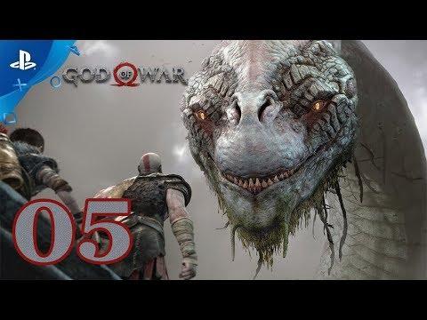 God of War - Let's Play Part 5: Brok