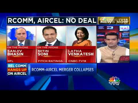 Reliance Communications & Aircel Merger Called Off | CNBC TV18