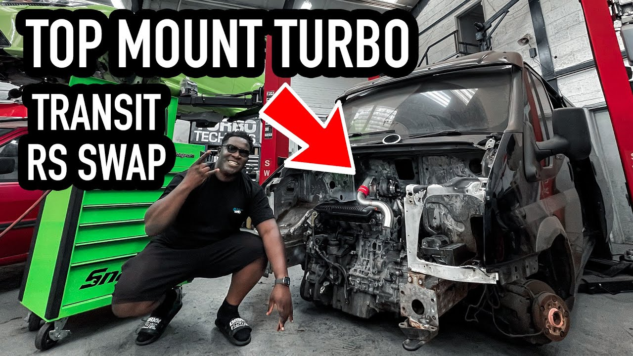 1032BHP FORD TRANSIT ITS FINALLY HAPPENING!!! 🤯😅😁