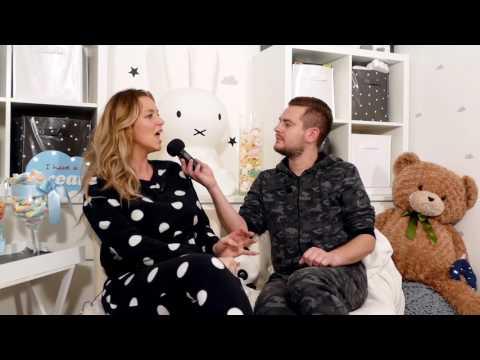 La pyjama party d'Aurélie Van Daelen et Jeremstar
