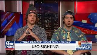 Discussing UFO's