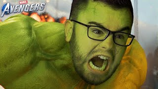 I AM THE INCREDIBLE HULK | Marvel's Avengers #1