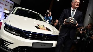 Volkswagen Passat è Auto dell'Anno | Salone di Ginevra 2015