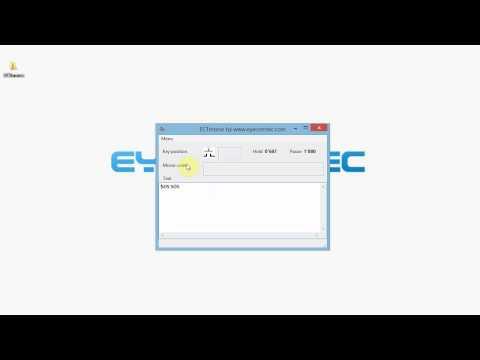 ECTmorse - typing SOS with Morse telegraph