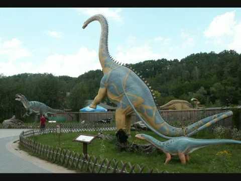 sauropod tribute