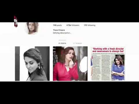 Tisca Chopra can promote AAP for a fee, claims Cobrapost expose