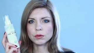 видео косметика нанодерм