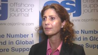 Jasamin Fichte Managing Partner at Fichte & Co speaking abour Iran sanctions and opportunities