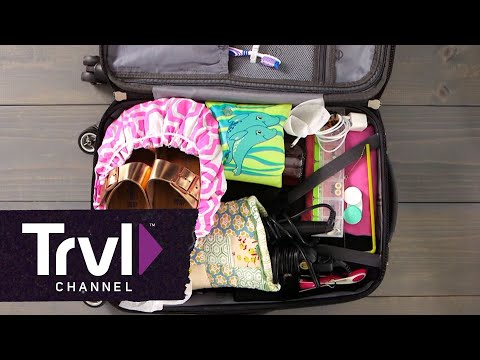 Dollar Store Packing Hacks - Travel Channel