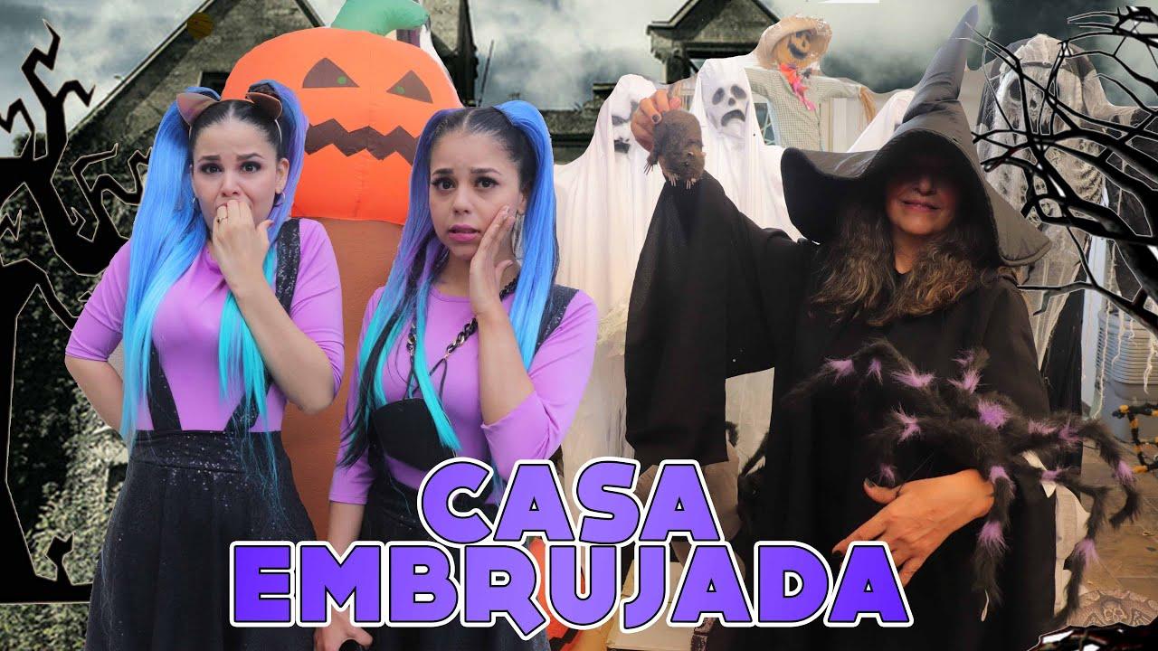 Casa de Terror - Se Nos Aparece Una Echicera / Gaby y Gilda