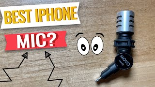 Is The MOVO MA5L or MA5U The Best iPhone Microphone?