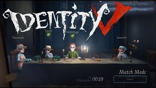 Identity V (DbD mobile) mit der Hundepartei!