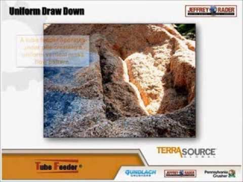 Jeffrey Rader Brand Tube Feeder - TerraSource Global Webinar Series
