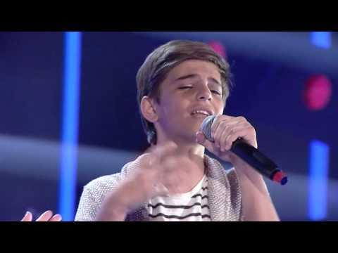 "Gjeniu i vogel 7 - MEGI & DARIO - ""Marvin Gaye"" (nata 14)"