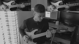 Heaven Shall Burn - Downshifter Guitar Cover HD