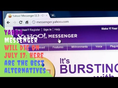 Yahoo Messenger Will Die On July 17: Here Are The Best Alternatives