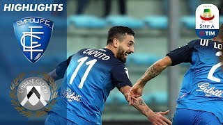 Empoli 2-1 Udinese | Empoli Grab All 3 Points | Serie A