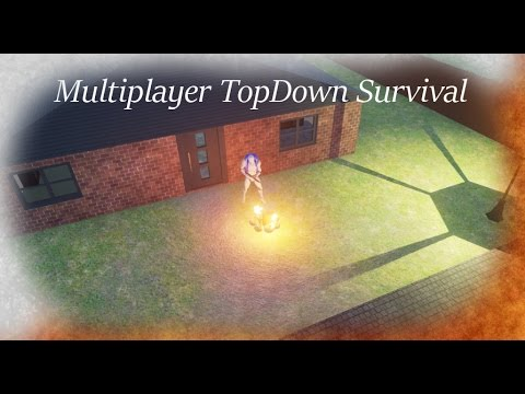 UE4 Multiplayer TopDown Survival Kit by Peter K