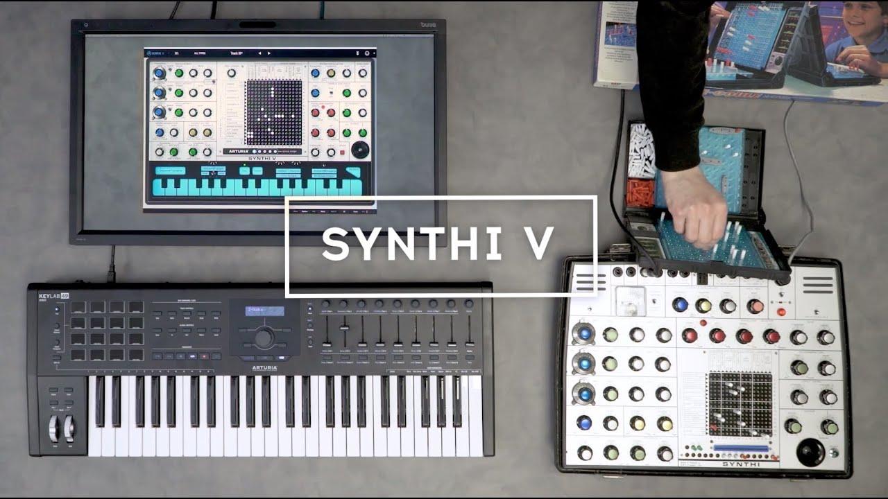Arturia V Collection 7 Adds Mellotron, Synthi, Casio CZ