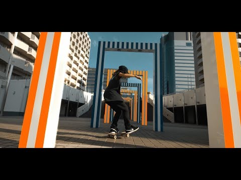 [GLOW LIKE DAT]  Isamu Yamamoto ∞∞Tokyo Street Skate Dreaming ∞∞