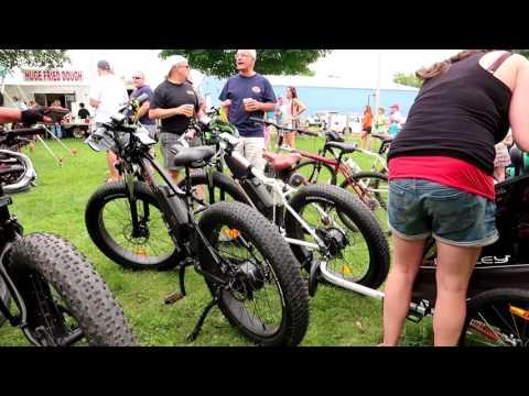 Rome NY/ Biking / 200th Anniversary Erie Canal / CahillBillies / Vlog 25