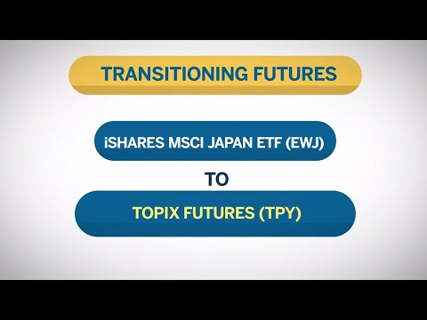 Migrating from iShares MSCI Japan ETF (EWJ) to TOPIX Futures