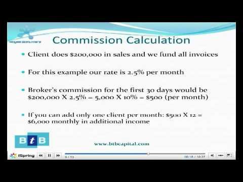 Factoring Broker Training for Factor Brokers