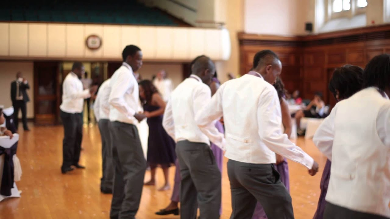 Adelaide And Tendai Wedding Dance Team Good Moves