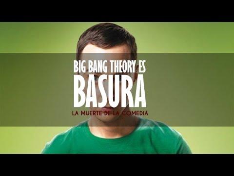 Big Bang Theory es BASURA [Primera parte] - La muerte de la comedia