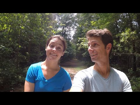 Trap Pond State Park (Laurel, Delaware) Campground Walking Tour And Review