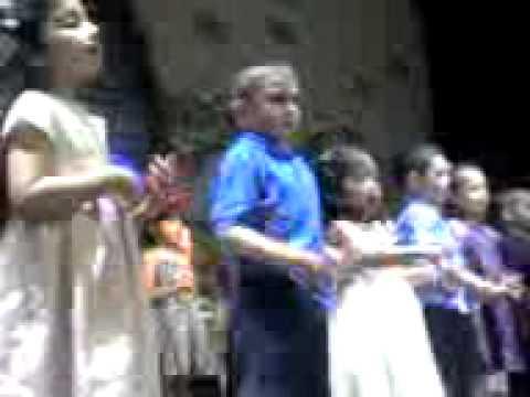 06-13-08 Brandon's Pre K Promotion Cumorah Kids Elementary