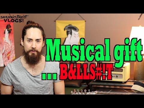 Musical Gift...B&lls#!t