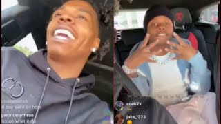 Lil Baby & 42 Dugg Show $1M Of Amiri Jeans Lambos & Fear Of God  ????