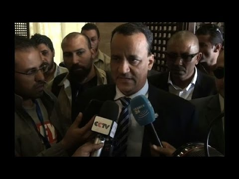 Yemen: UN envoy arrives in Sanaa