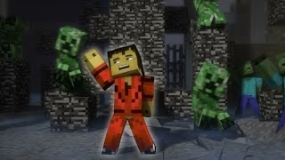 "♫ ""Creeper"" - A Minecraft Parody of Michael Jackson"