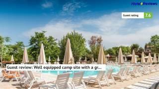 Camping Village Roma Hotel Review 2017 HD, Aurelio, Italy