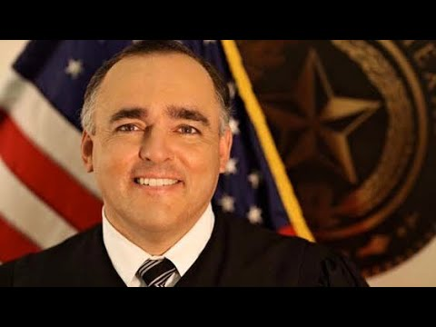Texas Judge Ruben Gonzalez, Who Jailed Crystal Mason For Voting, Has Conflict Of Interest