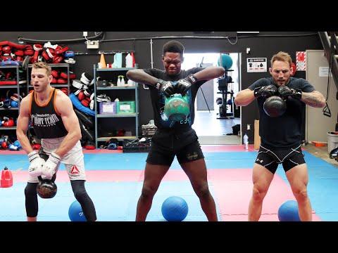City Kickboxing UFC Champion Pace- Israel Adesanya   Alexander Volkanovski   Dan Hooker