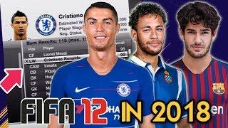 OMG!!! FIFA 12 in 2018!!!